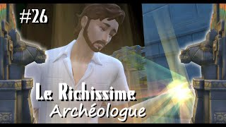 Jungle mon amour - Le Richissime Archéologue #26 - Les Sims 4 fr