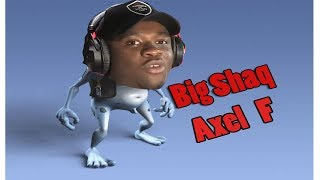 Big Shaq goes Crazy Frog