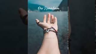 Oru Nimisham Kooda Ennai Piriyavillai whatsapp status song tamil || JOKER OF