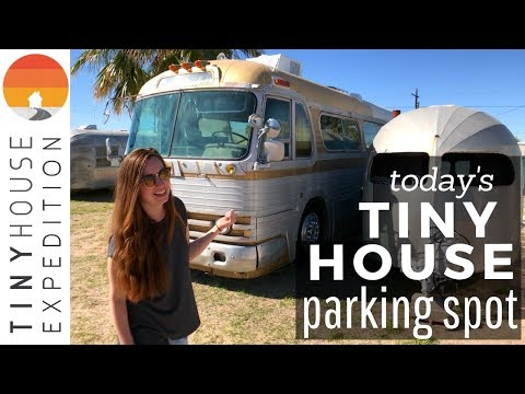 Groovy Vintage Trailers and Tiny Houses in Tucson | S1 E13