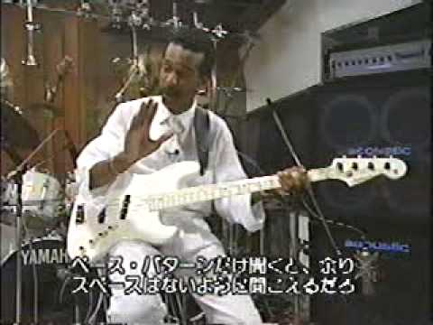 Larry Graham Super Bass Slapping FULL