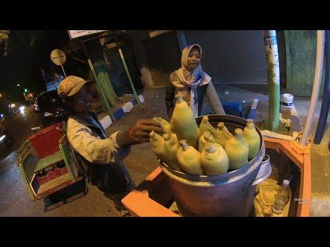 Indonesia Madura Street Food 3087 Part.1 Jagung Rebus Sampang YDXJ0315