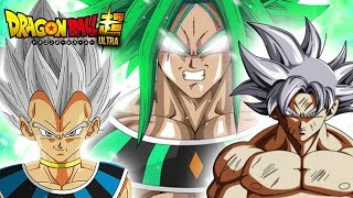 Dragon Ball Super MAJOR NEWS: NEW SERIES & MOVIE UPDATE DRAGON BALL