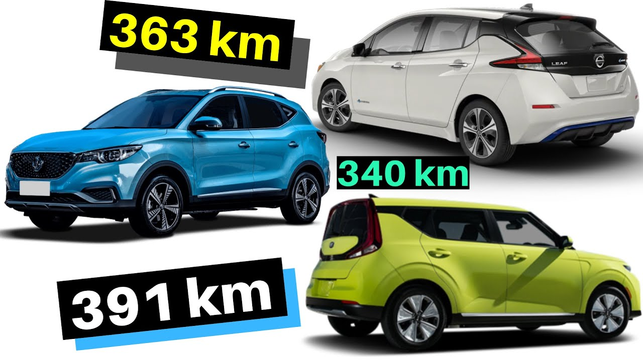 Top 10 Upcoming Electric Cars in India 2020-2021