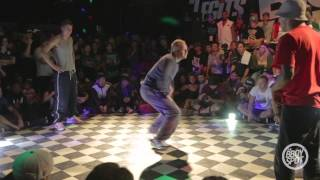 Ruffneck Attack VS Universal Alchemy - 2vs2 Top 16 Outbreak Hiphop Festival 10-Year Anniversary