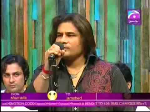 Shafqat Amanat Ali - Live - Kisi Aur Gham Mein Itni Khalish-E-Nihan Nahi Hai & Honton Pe Kabhi Unke