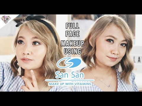 MURANG MAKEUP | San San Haul + Full Face Makeup  | Mae Layug | 2018
