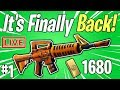 GRAVE DIGGER IS FINALLY BACK! Weekly Store Update LIVE | Fortnite Save The World Livestream