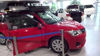 Toyota Mega Web - Tokyo - G and H Town - Mini Vans