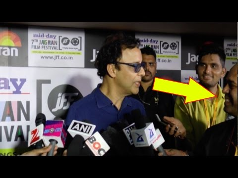OMG! ANGRY Vidhu Vinod Chopra ABUSES And INSULTS Reporter