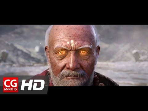 CGI 3D Cinematic Trailer HD: Demon Seals Launch Trailer