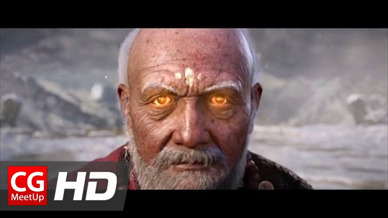 CGI 3D Cinematic Trailer HD Demon Seals Launch Trailer | CGMeetup