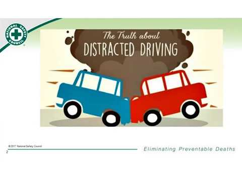 Engaging Ways to Address Distracted Driving at Work