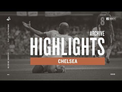 Chelsea V Swansea City | 2015-16 | Highlights