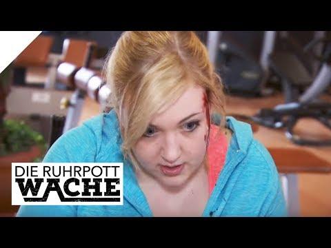Unfall im Fitnessstudio: Wer manipuliert hier Fitnessgeräte? | Die Ruhrpottwache | SAT.1 TV