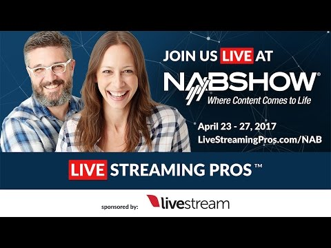 NAB Show 2017: Day Three!