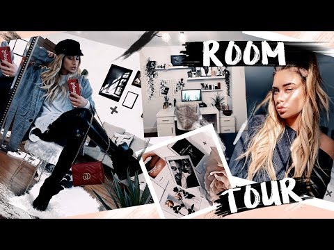 Room Tour! + How to Tumblr wall grid + GIVEAWAY