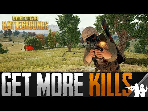 PUBG Guide | How to get More Kills in PlayerUnknown's Battlegrounds | Strategy to be More Aggressive