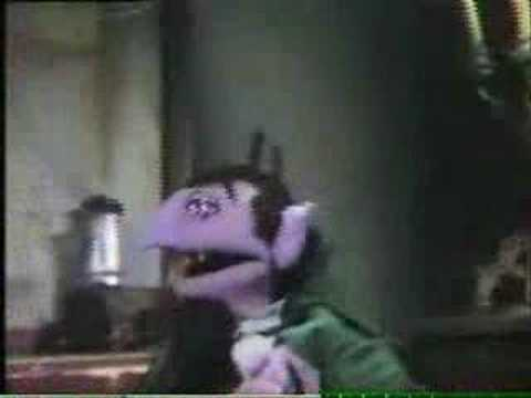 Sesame Street - Song Of The Count