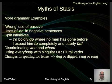 English in the 19th Century