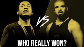 Drake Vs Meek Mill: Who REALLY Won?