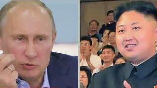 Concerns rising over Russia, North Korea alliance