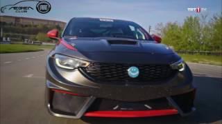 Fiat Egea/Tipo Race Car Rally