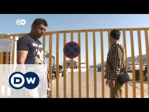 Lesbos: Migrants face uncertain future | DW News