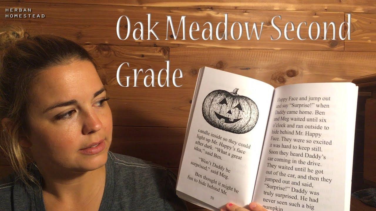 Oak Meadow Homeschooling Second Grade 2nd Review