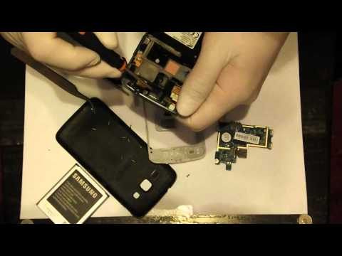 Samsung Galaxy express 2 G3815 Disassembly & Assembly - Digitizer, Screen & Case Replacement Repair
