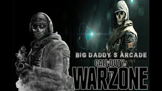 Big Daddy's Arcade Call Of Duty Warzone Pt.  1