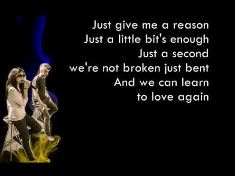 P!nk - Just Give Me A Reason Cover by Sarah Geronimo and ...
