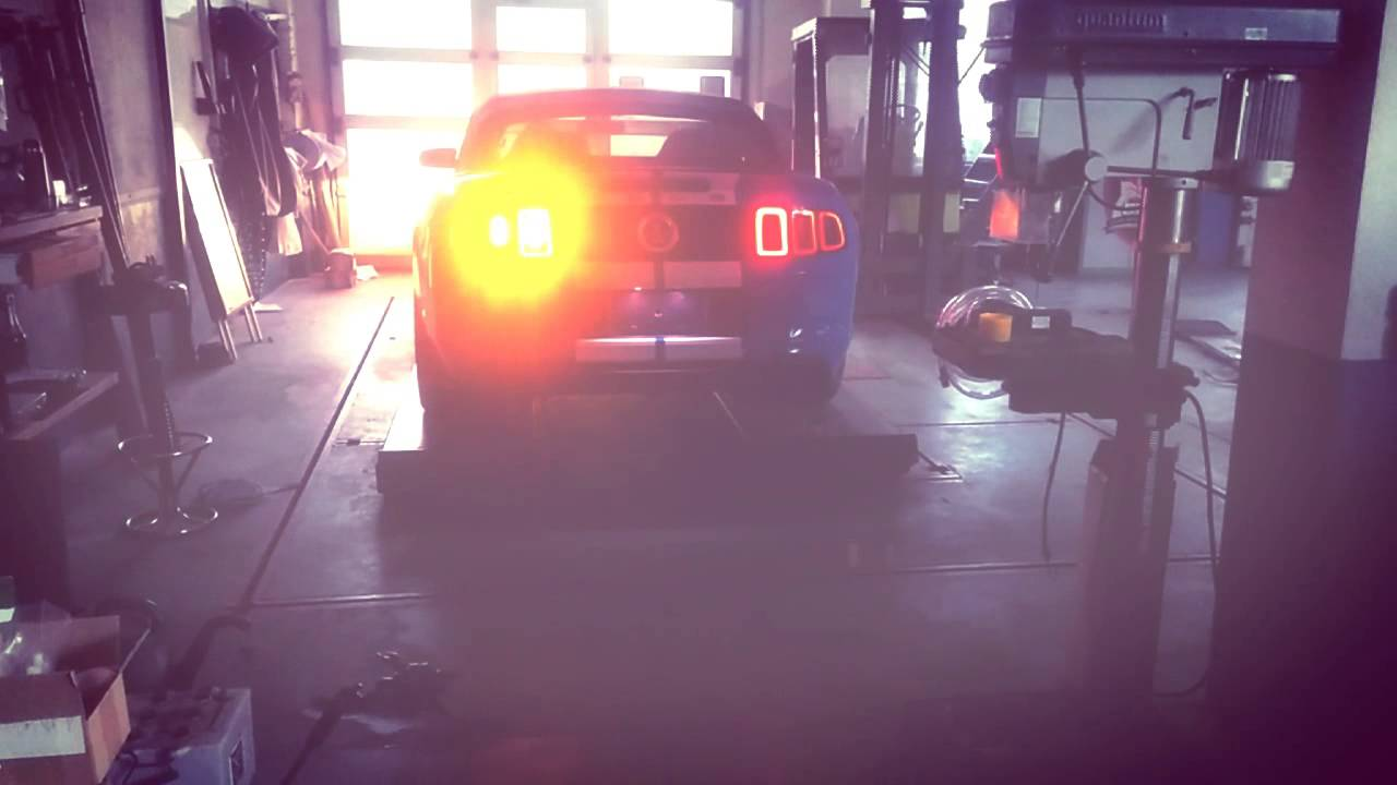 Mustang LED EURO Rückleuchten Auto-Hentzschel - YouTube