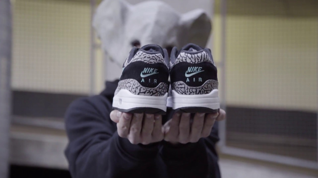 finest selection 83d1b ba919 On-Foot  atmos x Nike Air Max 1