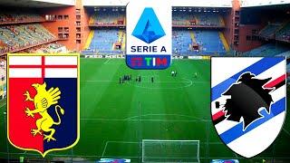 Дженоа Сампдория Италия Серия А 2020 2021 Шомуродов в составе