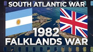 Falklands War 1982 DOCUMENTARY