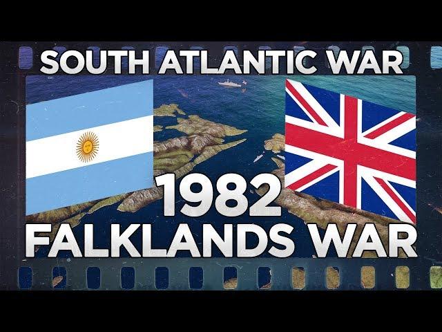 Falklands War 1982 DOCUMENTARY