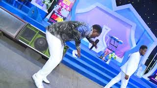 """DANCE AWAY"" PROPHET JEREMIAH OMOTO FUFEYIN DEEP HOLY SPIRIT DISPLAY!"