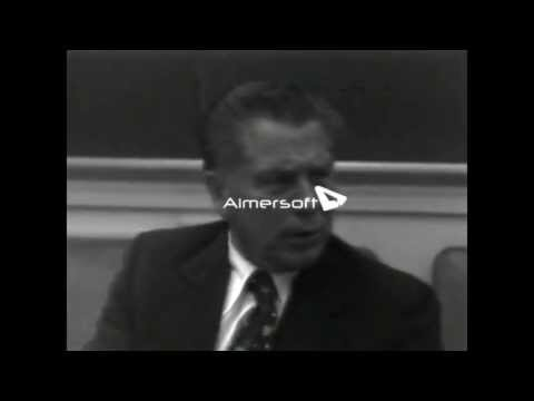 The Unexpected Final Interview With Jimmy Hoffa Speaking About Kennedy