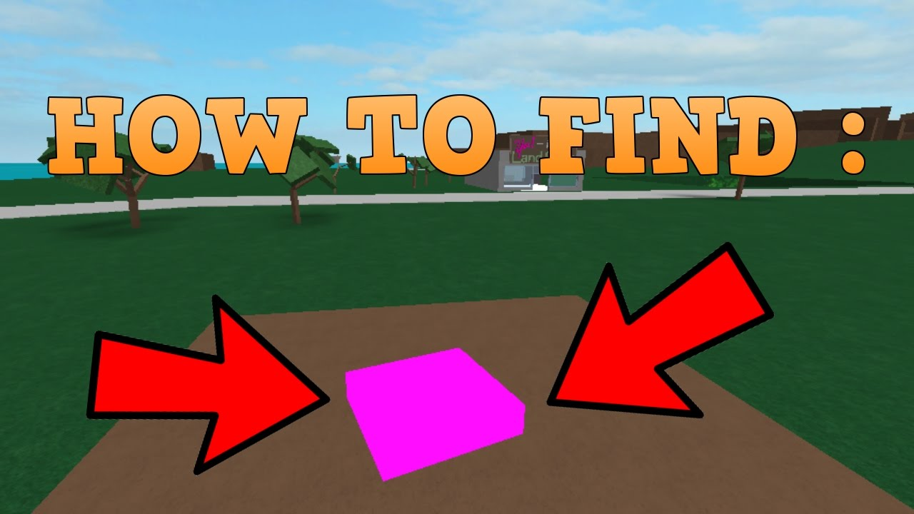 Roblox Lumber Tycoon 2 How To Find Pink Wood Location