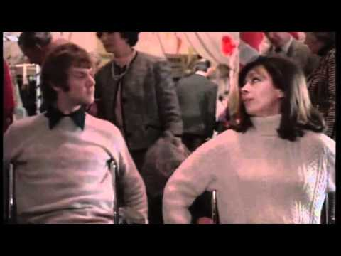 The Raging Moon 1971 Malcolm McDowell funny scene