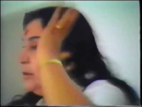 Kundalini Réalisation du Soi (Shri Mataji Brussels Belgium 1985) Self Realization (Sahaja Yoga)