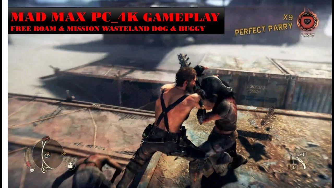 Mad Max Spiel