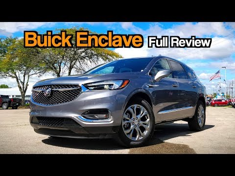 2020 Buick Enclave | Read Owner and Expert Reviews, Prices ...