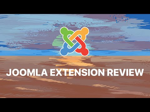 [BEFORE You Buy] Joomla Extensions Review