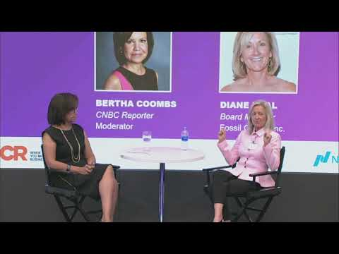 Advancing Women Leaders:  Fireside Chat with Diane Neal and Bertha Coombs