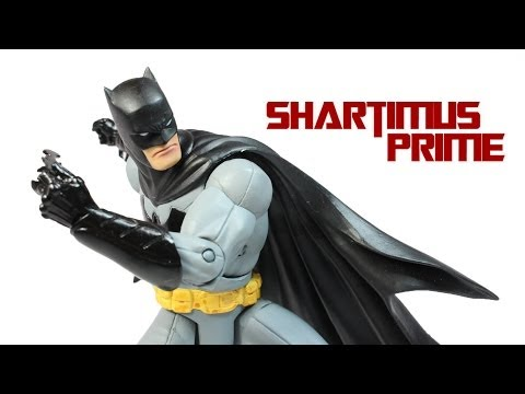 DC Collectibles Batman Greg Capullo Designer Series Action Figure Review