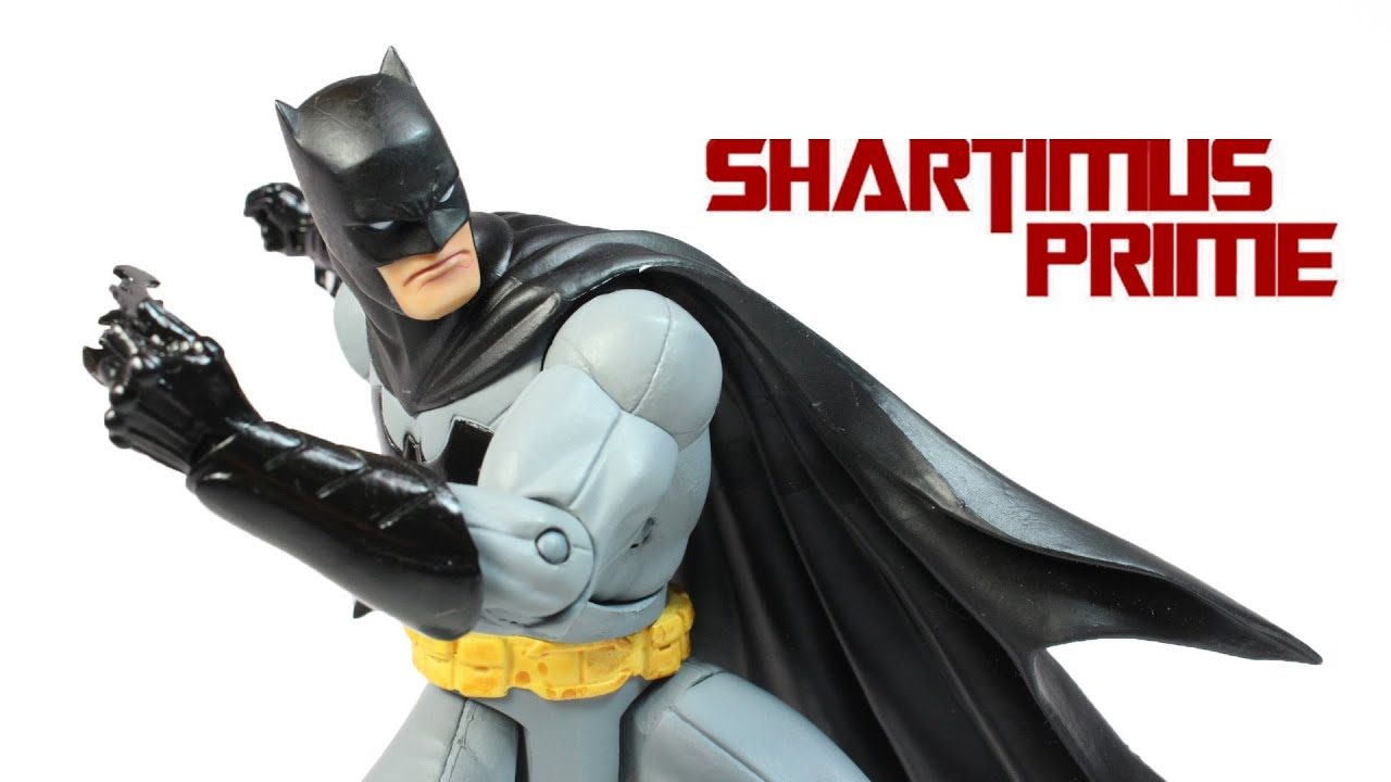 Kids Toys Action Figure: DC Collectibles Batman Greg Capullo Designer Series Action