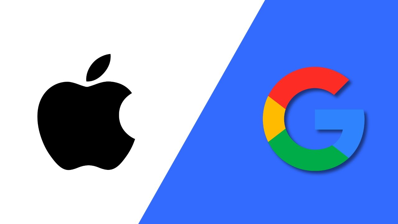 Image result for apple and google