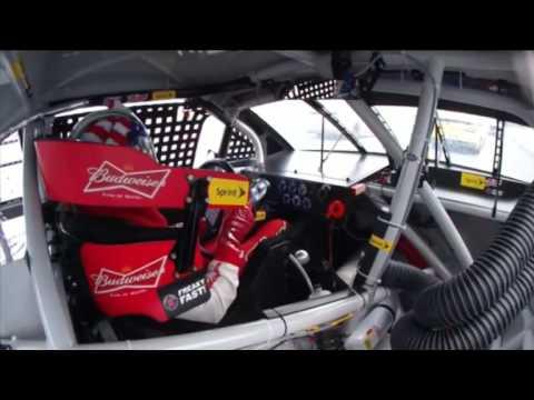 Onboard Cam - NASCAR SPRINT CUP SERIES - Daytona